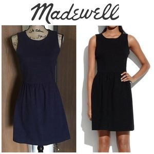 MADEWELL | Black Afternoon Dress